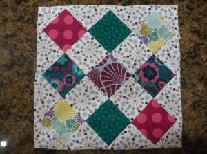 Block 19 - Checkerboard